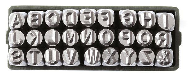 Набор Дело Техники клейм буквенных латиница 5 мм арт.378205 от Ravta