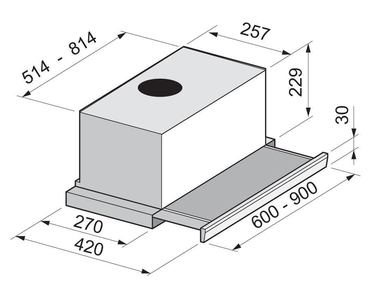 Korting khp 6740 alu схема встройки