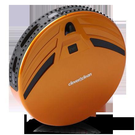Робот-пылесос Clever&Clean Z10A (оранжевый) от Ravta