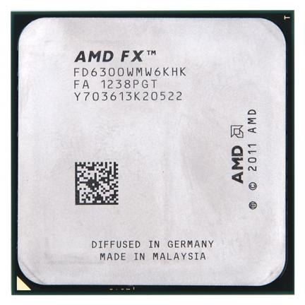 Процессор AMD FX 6300 SAM3+ OEM 95W 3500 FD6300WMW6KHK от Ravta