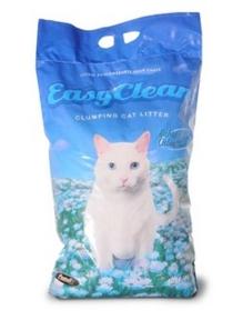 Easy Clean (Канада) Комкующийся наполнитель с содой (Baking soda) 18кг от Ravta