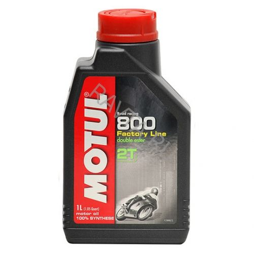 Масло MOTUL 800 2T FL Road Racing (1л) от Ravta