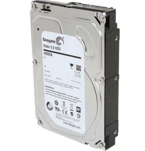 """Жесткий диск Seagate Original SATA-III 4Tb ST4000NM0033 (7200rpm) 128Mb 3.5"""" от Ravta"""