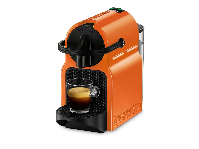 Кофеварка Delonghi EN 80.O оранжевая от Ravta