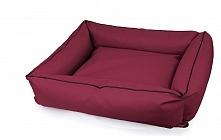 comfy Лежанка COMFY ARNOLD L бордовая (85х70 см) 222450