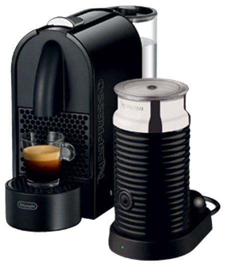 Кофемашина Delonghi EN 210.BAE черная от Ravta