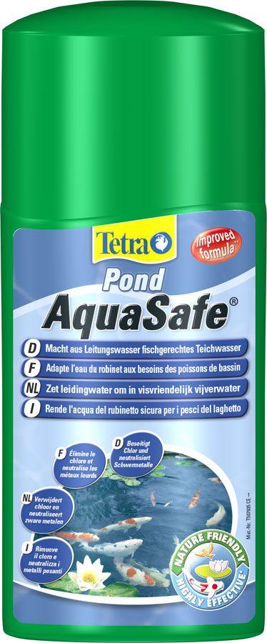 Средство по уходу за прудовой водой Pond Aqua Safe 1L от Ravta