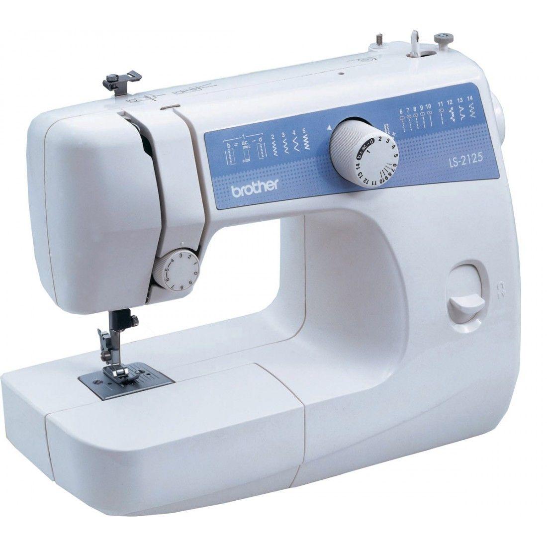 Швейная машина Brother LS2125 от Ravta