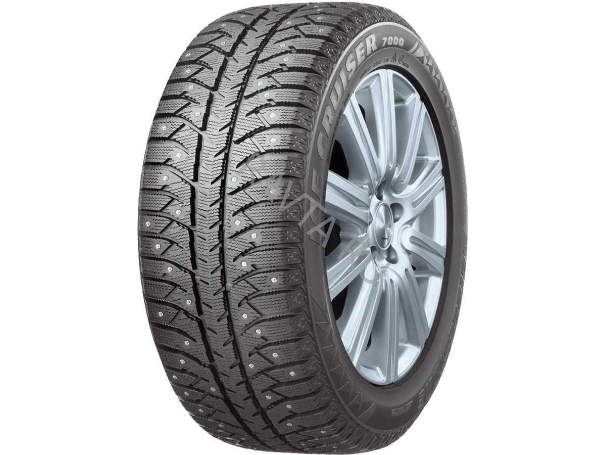 185/70 R14 Bridgestone Ice Cruiser 7000 88T Шип от Ravta