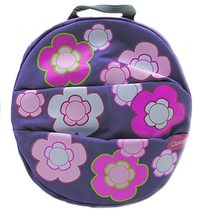 Детский рюкзачок с поводком Clippasafe (Цветок (сиренево-розовый)), Clippasafe от Ravta