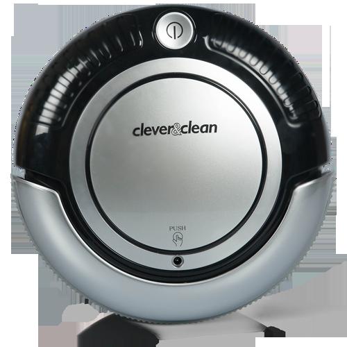 Робот-пылесос Clever&Clean M-series 003 black edition от Ravta
