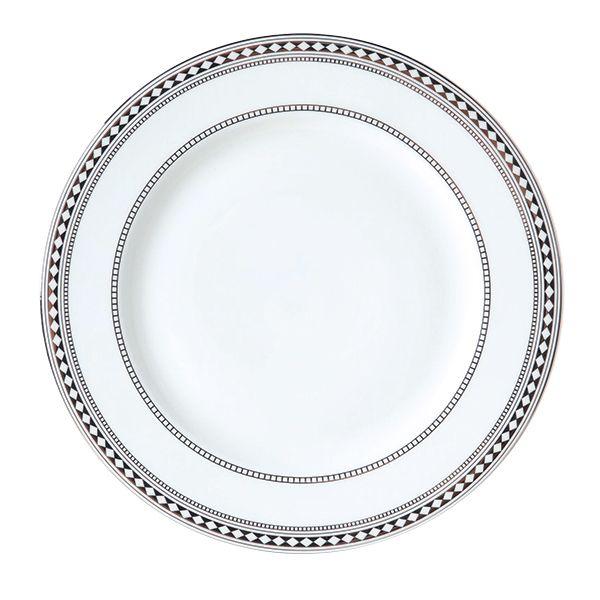 Набор тарелок обеденных Esprado Geometria 6шт (арт.GM20B25E301) от Ravta