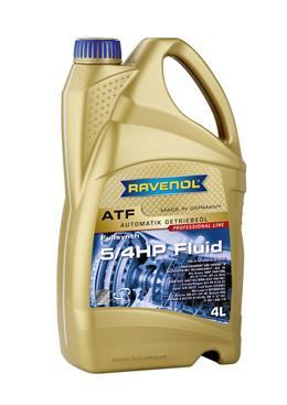 Масло Ravenol ATF 5/4 HP (4014835733299) (4л) от Ravta