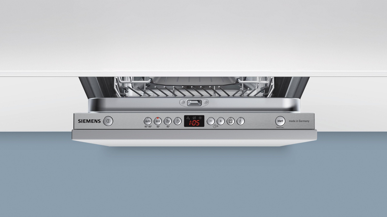 Встраиваемая посудомоечная машина Siemens SR 64M001 RU: цена, описание, отзывы