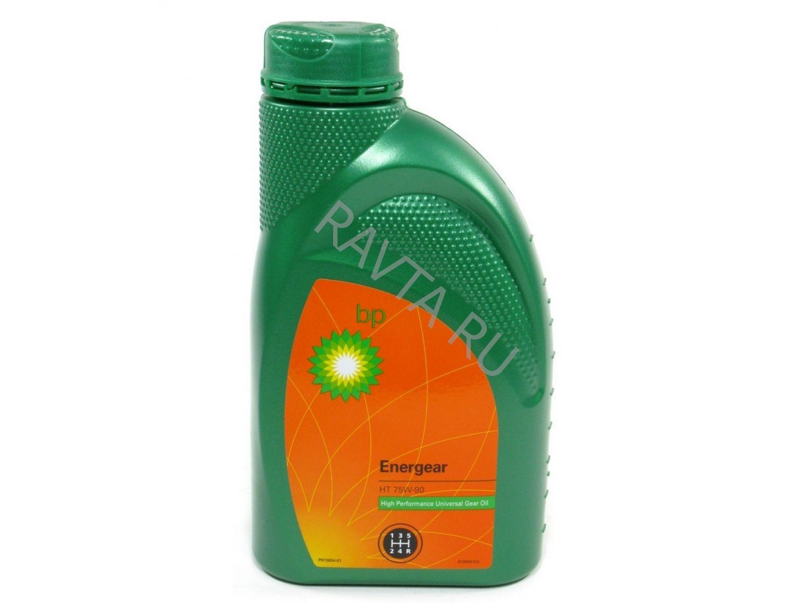bp Масло BP Energear HT 75W 90 (1л) 4053860060