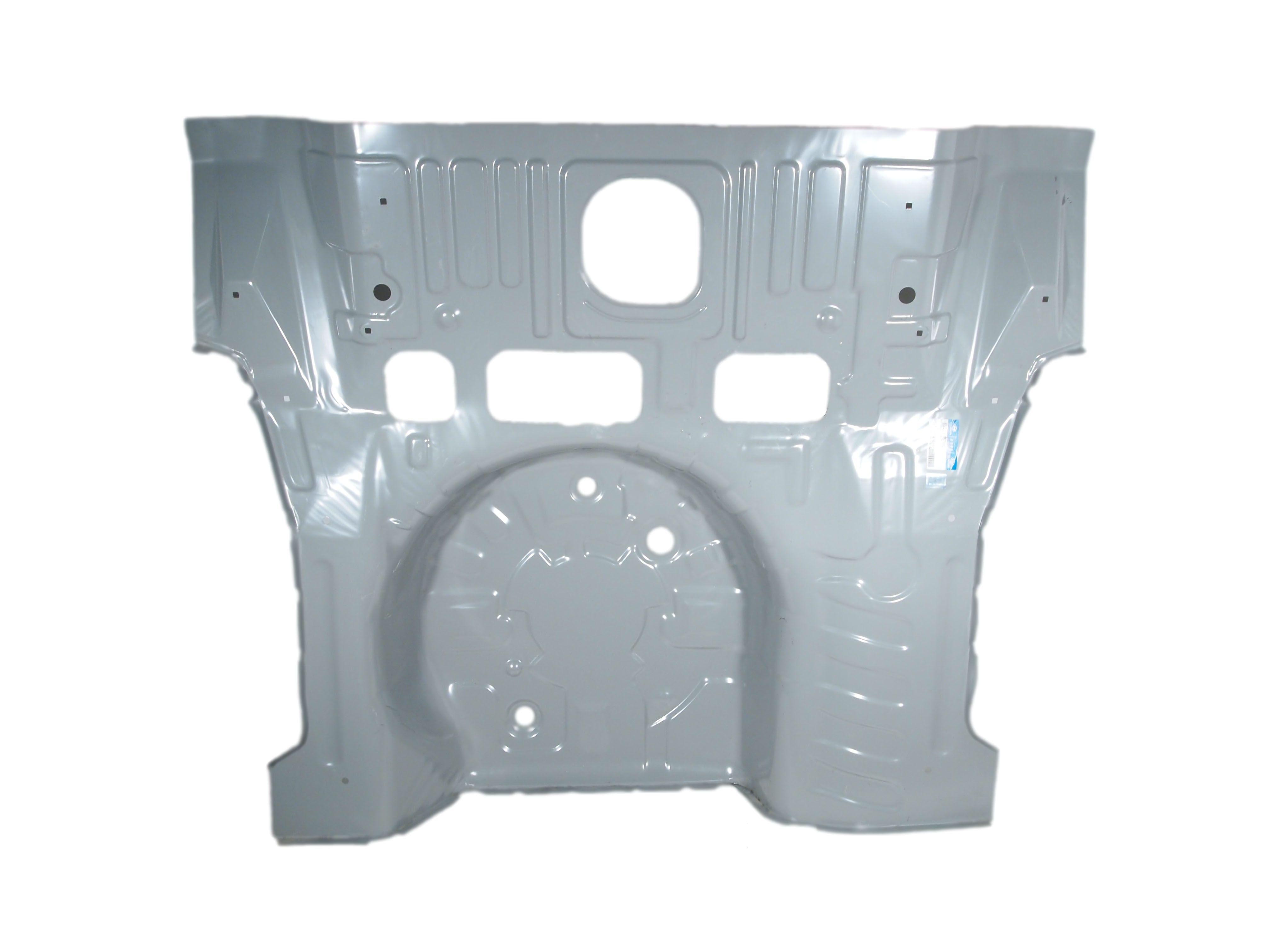 Пол багажника Hyundai Getz 2002> [655111c000] от Ravta