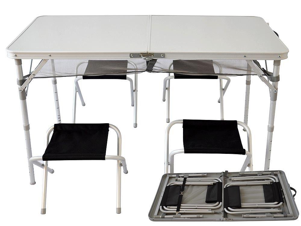 Набор мебели INDIGO 9311 стол+4стула 7кг от Ravta