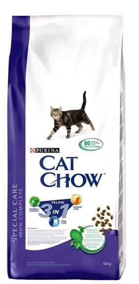 ���� Cat Chow Feline ���� ��� ����� 3 � 1, ������� 15�� - PURINA������������ �����<br>���� Cat Chow Feline ���� ��� ����� 3 � 1, ������� 15��<br><br>�������: 12212334<br>�����: PURINA<br>���: �����<br>��� ������ (��): 15<br>������-������������: �������<br>��� �������� (��): 15<br>�����������: �������<br>��� ����: �����