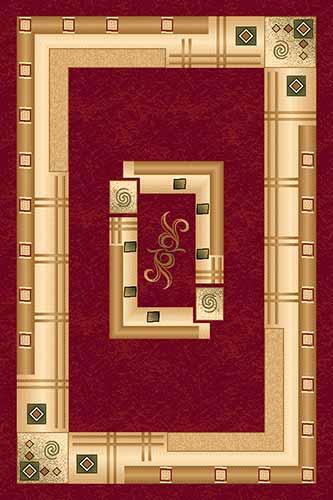 Ковер Merinos Da Vinci (арт.5263 RED) 1000*3000мм от Ravta