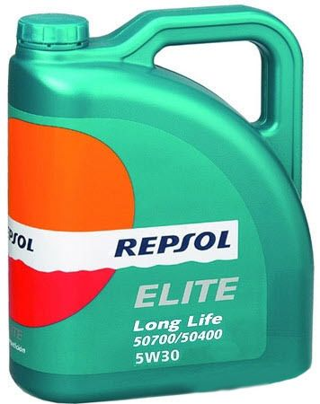 Масло Repsol Elite Long Life 50700/50400 5W-30 (5л) от Ravta