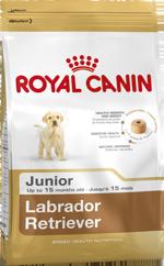 Корм Royal Canin Labrador Retriever Junior 33 для щенков лабрадоров 12кгПовседневные корма<br><br><br>Артикул: 10637<br>Бренд: Royal Canin<br>Вид: Сухие<br>Вес брутто (кг): 12<br>Страна-изготовитель: Россия<br>Вес упаковки (кг): 12<br>Размер/порода: Лабрадор<br>Для кого: Собаки