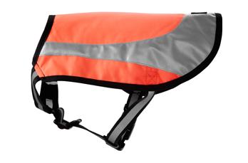 hurtta Жилет светотражающий Hurtta Сумерки (Twilight vest) Оранжевый 15 930596