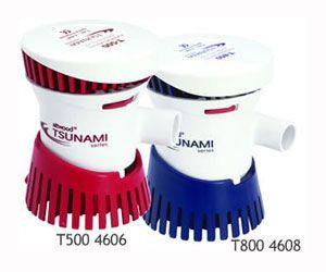 Электрическая помпа Tsunami T500 (4606) от Ravta