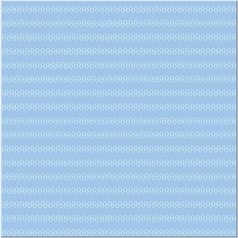 Керамическая плитка напольная Azori Кашмир Блю синий 333*333 (шт.) от Ravta