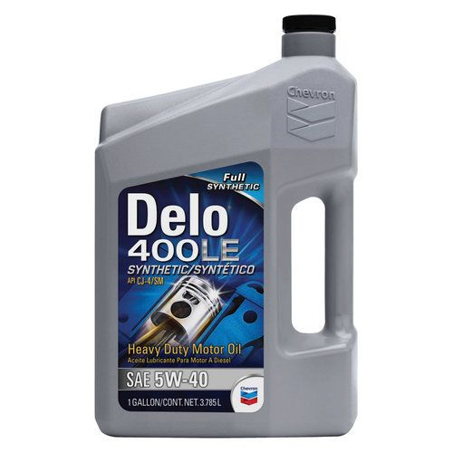Масло CHEVRON DELO 400 LE SYNTHETIC 5W-40 (3.785л). от Ravta