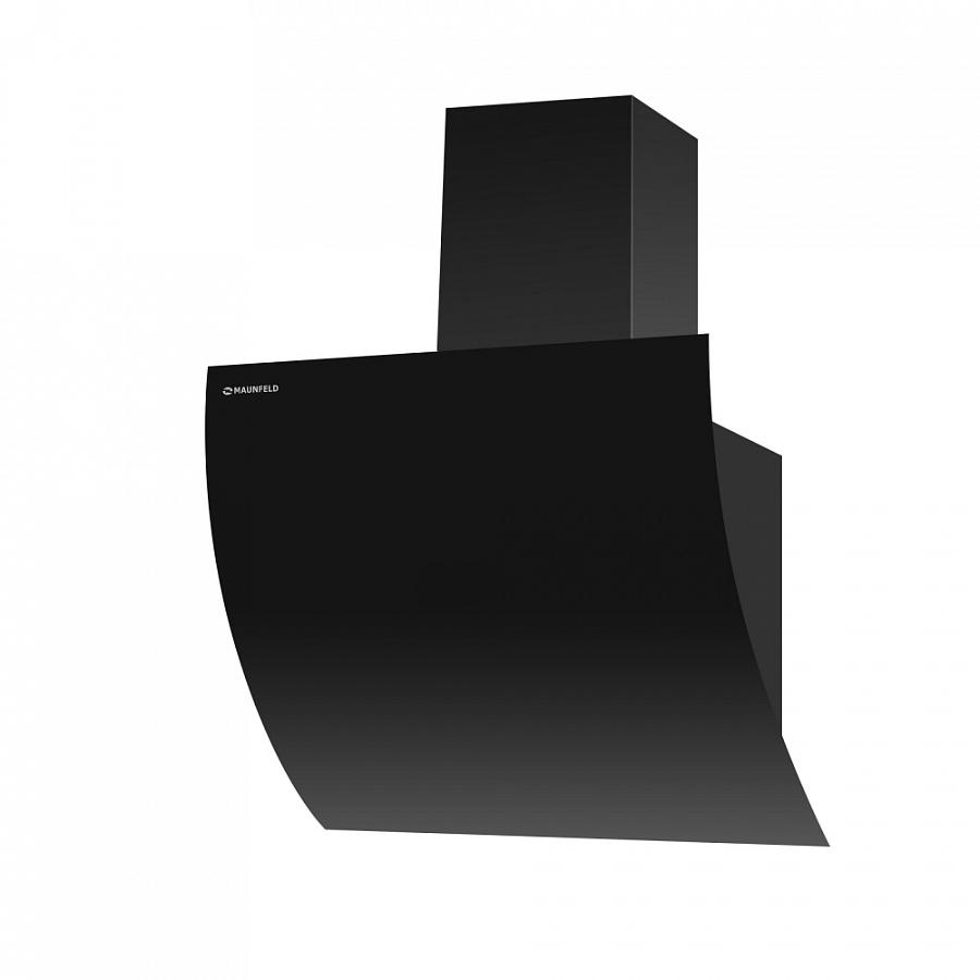 Вытяжка Maunfeld SKY STAR PUSH 90 (черный/черное стекло) от Ravta