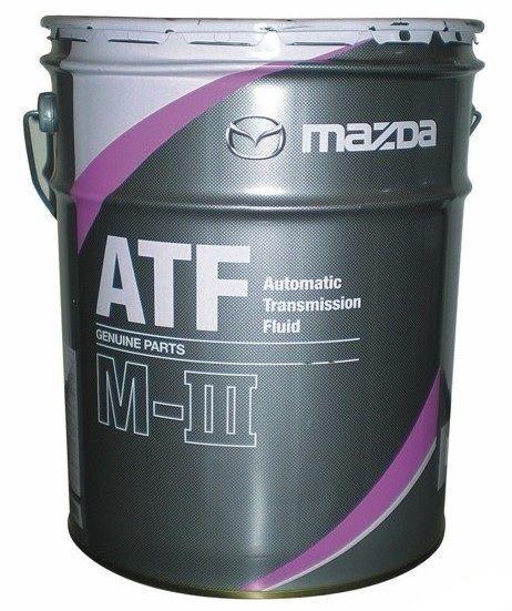 Масло MAZDA ATF M-5 (20л) от Ravta