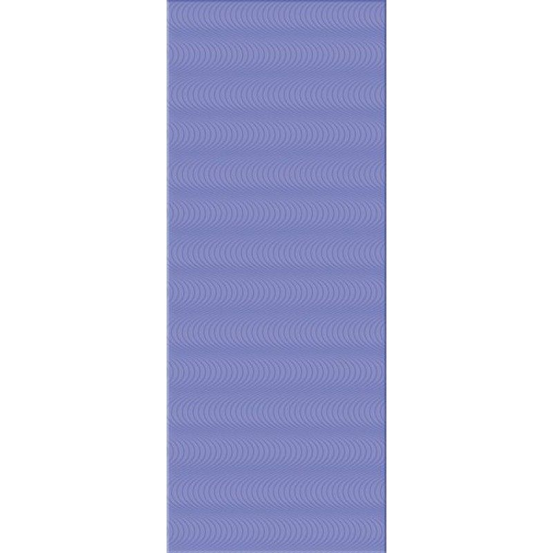 Керамическая плитка настенная Azori Gloss Виолла сиреневый 505*201 (шт.) от Ravta