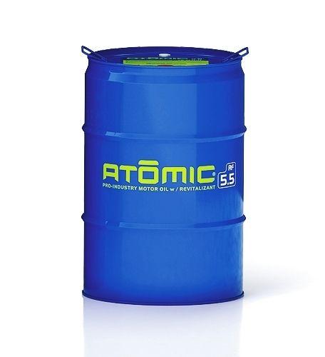 Масло Atomic Pro-industry motor oil 5W 40 SL/CF City Line (бочка 60л) от Ravta