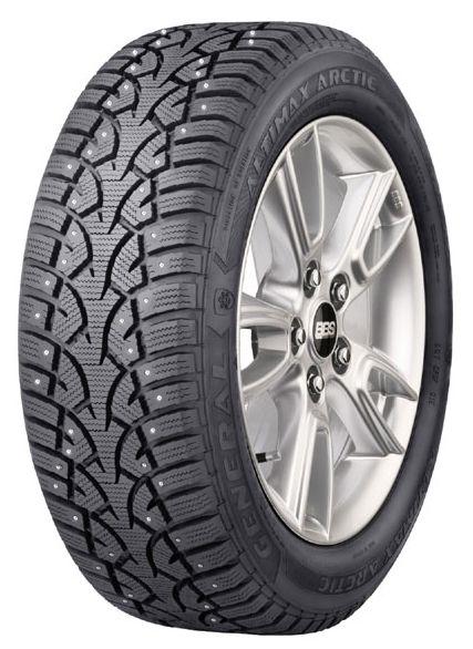 245/70 R16 General Altimax Arctic 107Q ШипЛегковые шины<br><br><br>Сезонность шины: зимняя<br>Конструкция шины: радиальная<br>Индекс максимальной скорости: Q (160 км/ч)<br>Бренд: General<br>Высота профиля шины: 70<br>Ширина профиля шины: 245<br>Диаметр: 16<br>Индекс нагрузки: 107<br>Тип автомобиля: легковой автомобиль<br>Родина бренда: США