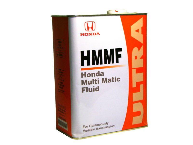 Масло HONDA HMMF (4л) от Ravta