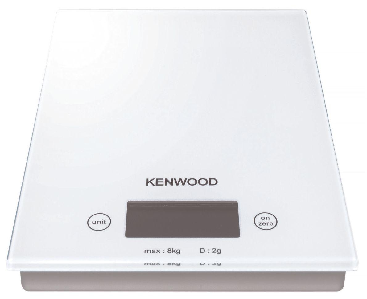 Весы кухонные Kenwood DS 401 белыеКухонные весы<br><br><br>Бренд: Kenwood<br>Гарантия производителя: да