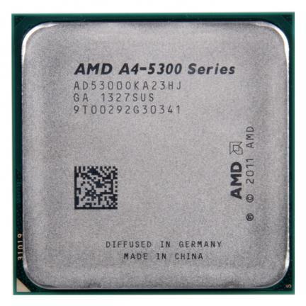 Процессор AMD A4 X2 5300 FM2 (AD5300OKA23HJ) (3.4/1Mb/Radeon HD 7480) OEM от Ravta