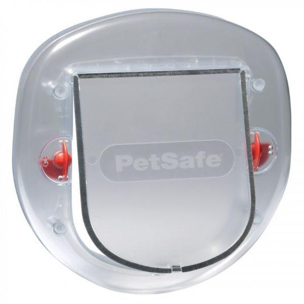 Дверца PetSafe для крупных кошек и маленьких собак матовая Д263мм от Ravta