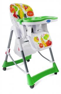 Стульчик для кормления Sweet Baby Frutto Emerald от Ravta