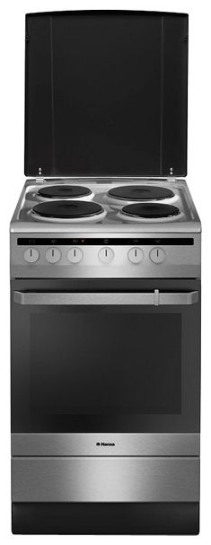Электрическая плита HANSA FCEX 54110Электрические плиты<br><br><br>Артикул: FCEX54110<br>Бренд: Hansa<br>Гарантия производителя: да