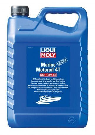 Масло Liqui Moly Marine Motoroil 4T 15W 40 (5л) от Ravta
