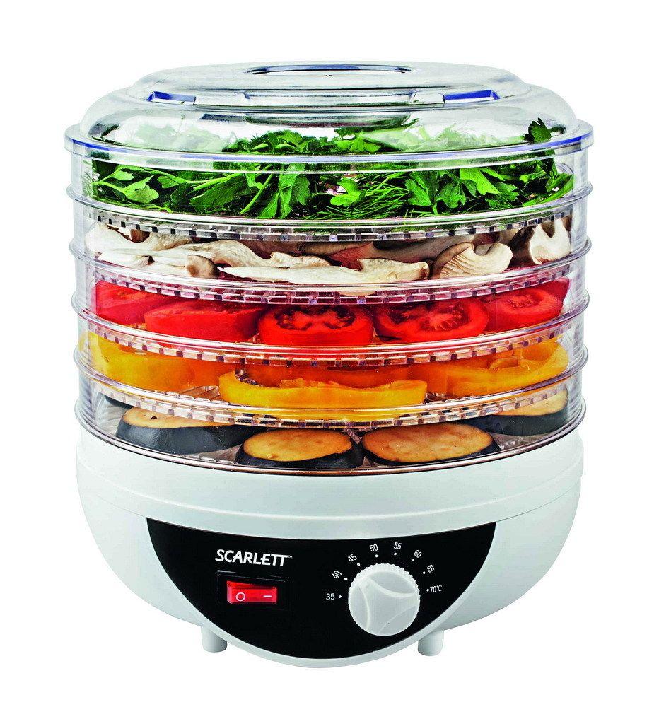 Сушилка для овощей Scarlett SC-421R от Ravta