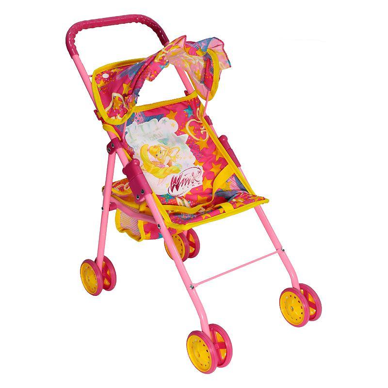 Winx коляска для кукол (арт. Т55785)Куклы и аксессуары для кукол<br><br><br>Артикул: Т55785<br>Бренд: 1 TOY<br>Категории: Коляски и аксессуары для кукол