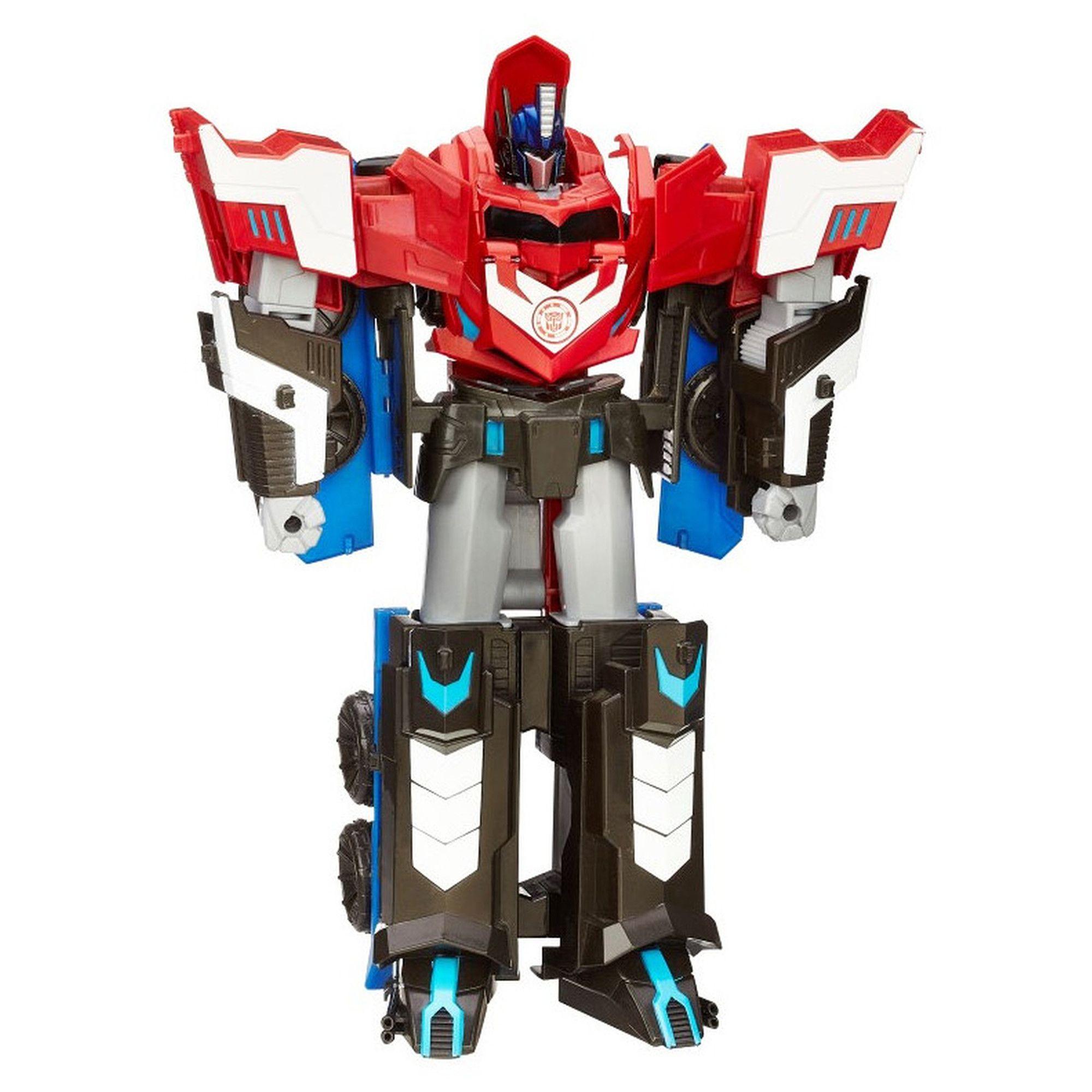 Трансформеры Оптимуспрайм Роботс-ин-дисгайз Мега Transformers, Hasbro B1564Игровые наборы для мальчиков<br><br><br>Артикул: B1564<br>Бренд: Transformers<br>Категории: Трансформеры