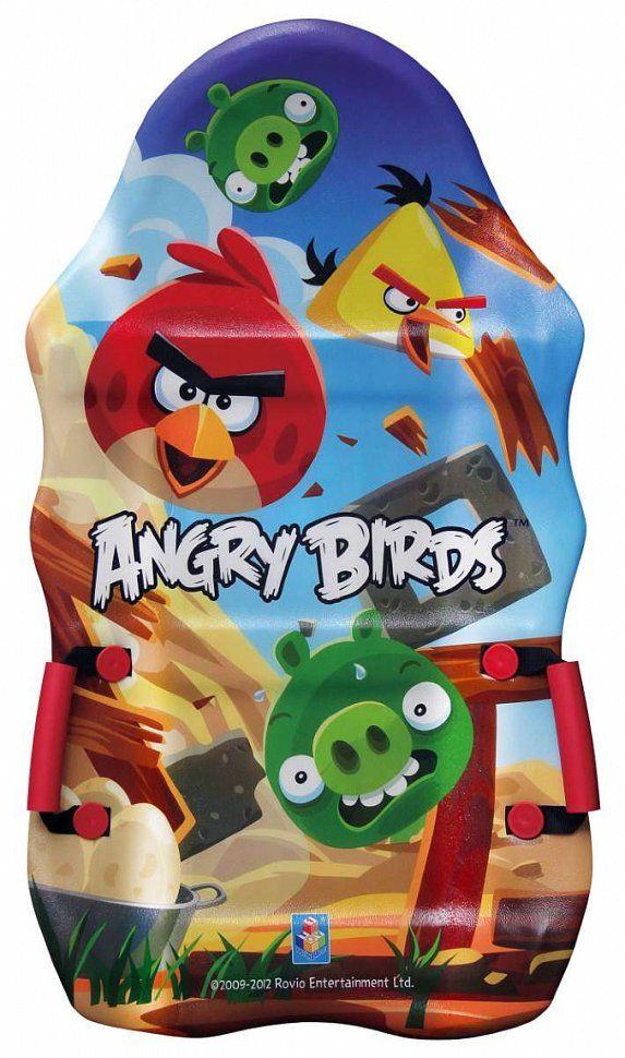 Ледянка «Angry Birds» (с плотными ручками), 94см (арт. Т56333) от Ravta