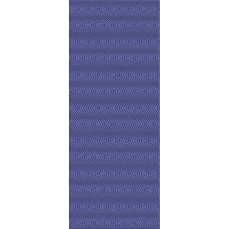 Керамическая плитка настенная Azori Gloss Индиго сиреневый 505*201 (шт.) от Ravta