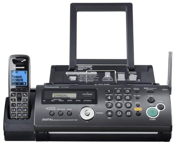 Факс Panasonic KX-FС268RU-T от Ravta