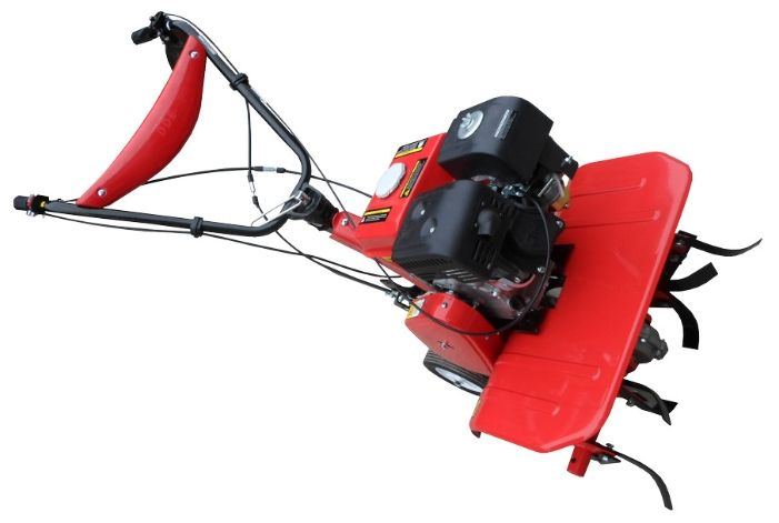 Мотокультиватор DDE V800II-Крот-3, 6.5л/с вспашка600/250 КПП скорости1/0/-1 рукоятк.регулир TG-60D-Rnh от Ravta