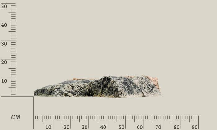 on the rocks Фрагменты скал, модуль E 41E