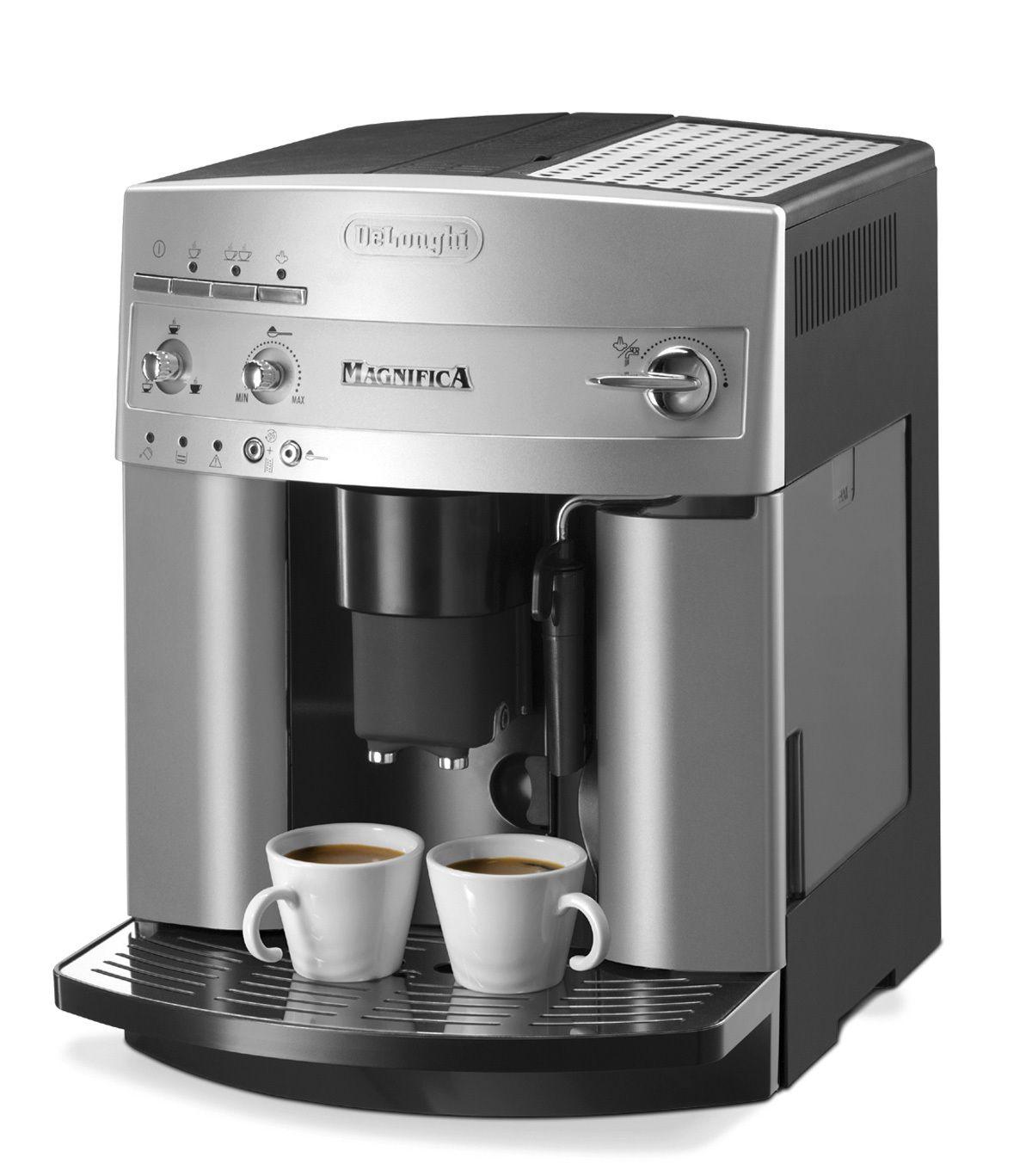 Кофемашина Delonghi ESAM 3200 S от Ravta